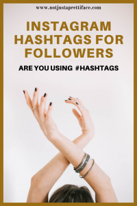 INSTAGRAM HASHTAG FOR FOLLOWERS