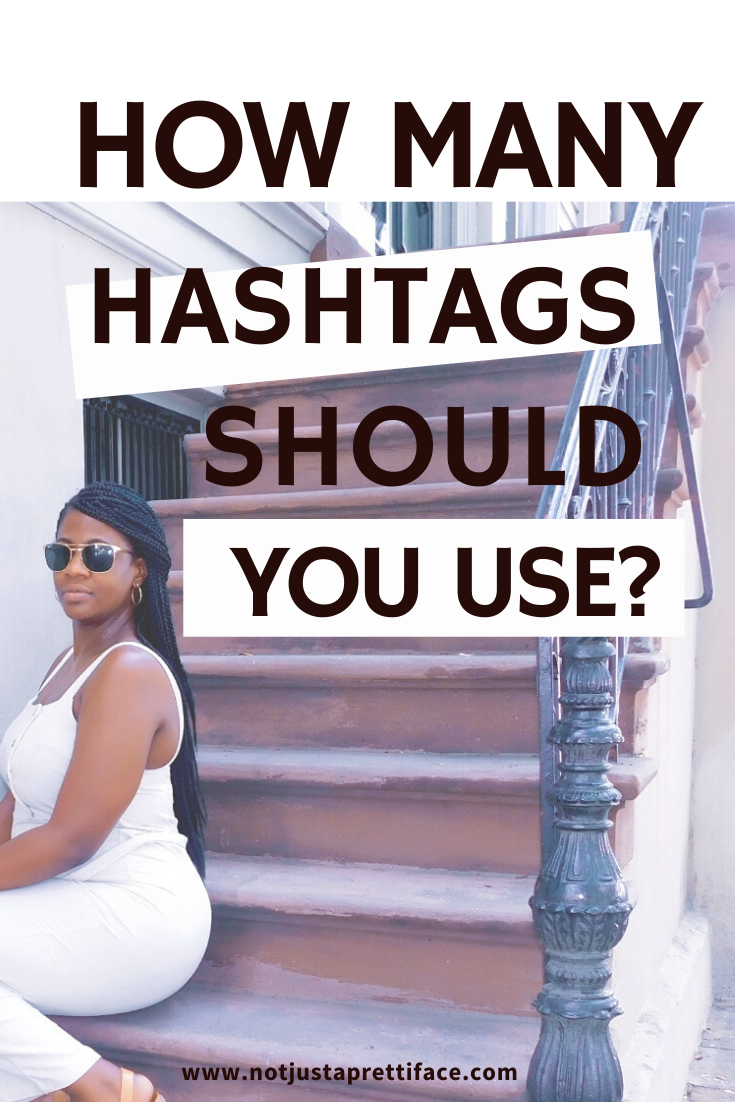 how many instagram hashtahs should you use