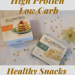 which high protein diet is best