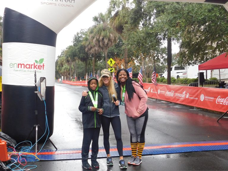 Enmarket Savannah Bridge Run