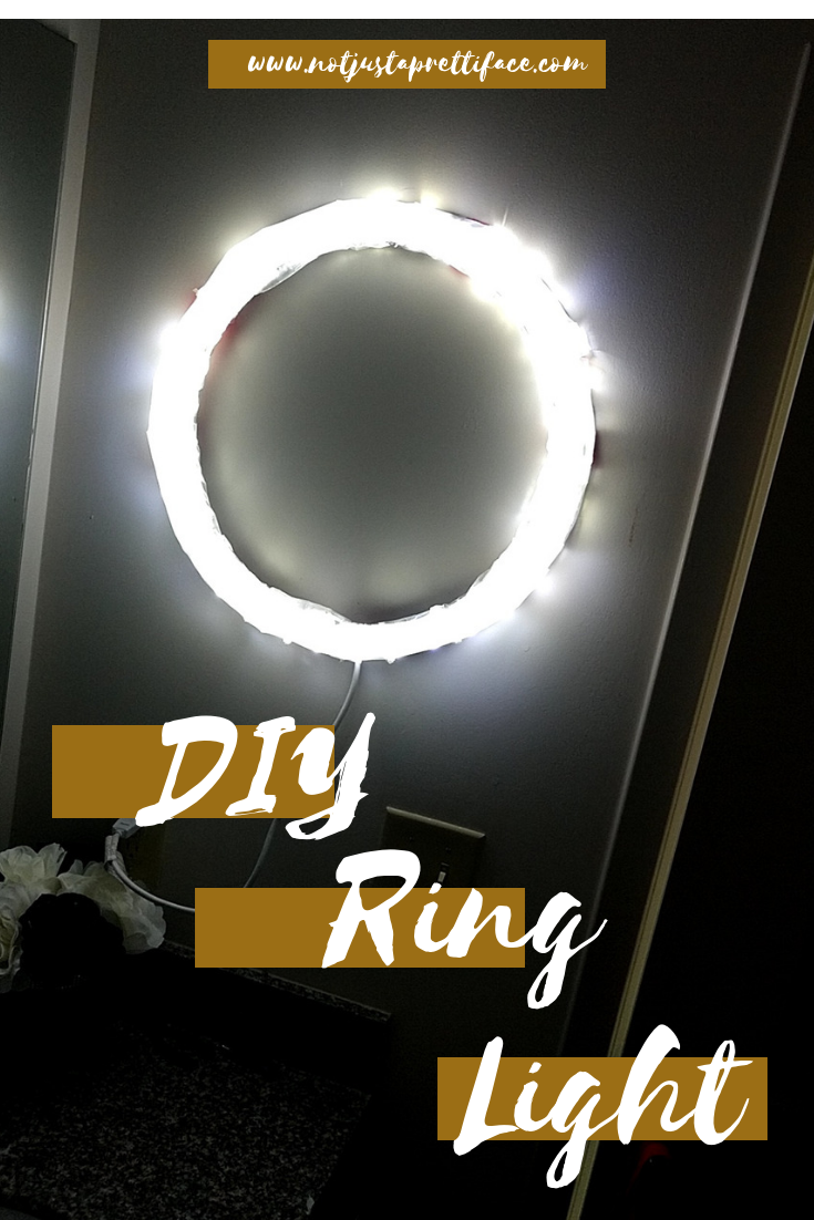DIY RING LIGHT