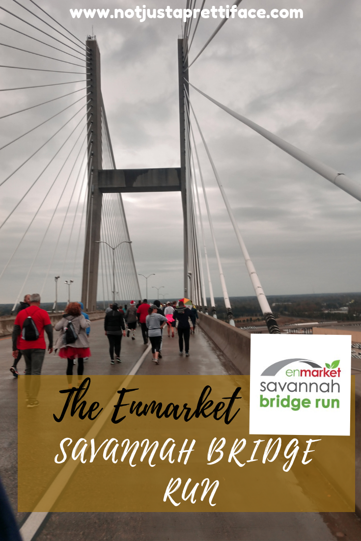 The Enmarket Savannah Bridge Run
