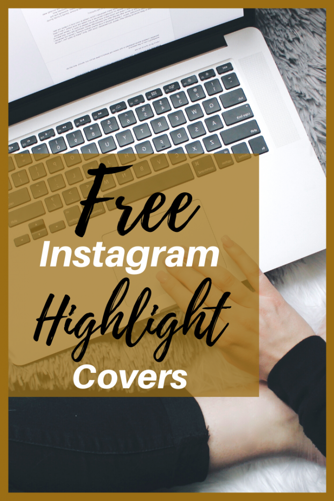 free instagram highlight covers