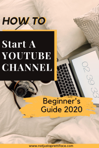 Starting a youtube channel in 2020