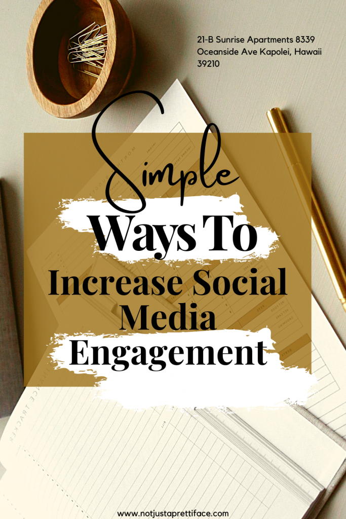 social media engagement ideas