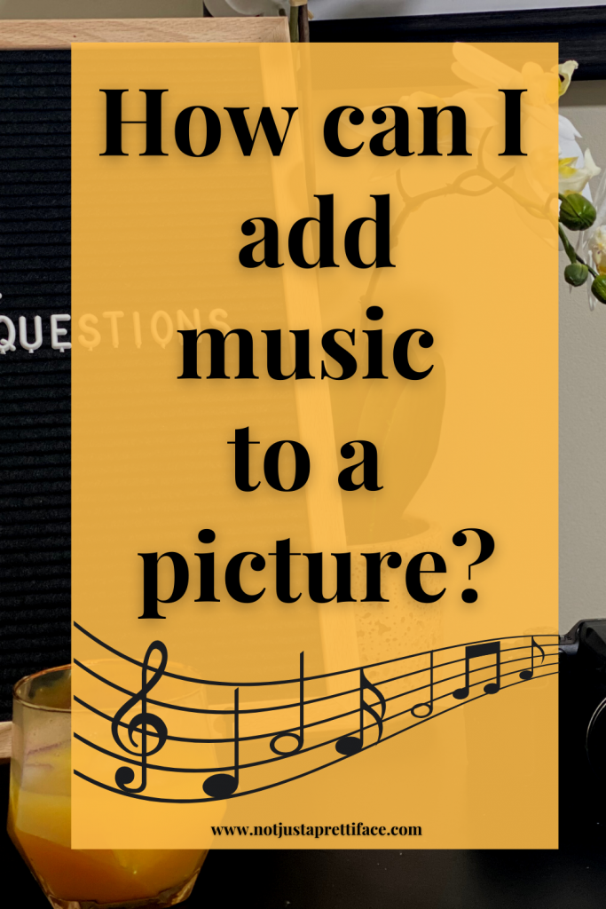 how to add music to instagram video post
